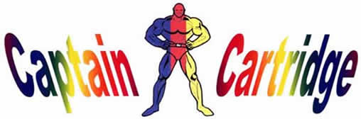 Captain Cartridge ink and toner supplies Sunshine Coast